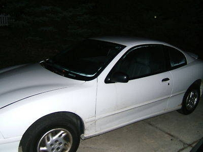 white pontiac sunfire for sale white pontiac sunfire for sale