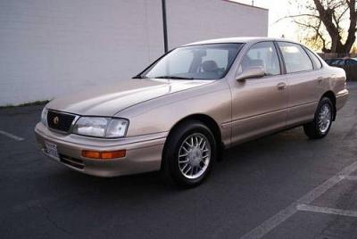 Photo 1996 Toyota Avalon XL 4D Sedan
