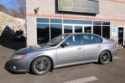 Photo 2008 Subaru Legacy Sedan GT Limited