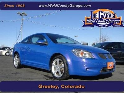 Photo 2008 Pontiac G5 2dr Car GT