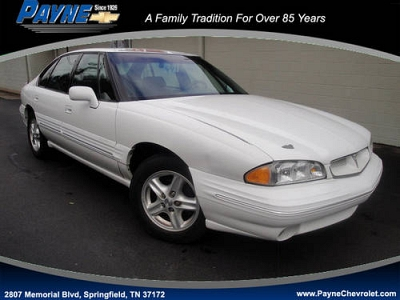 Photo 1998 Pontiac Bonneville 4 Dr Sedan