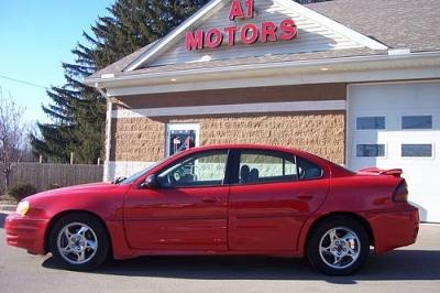 Photo 2003 Pontiac Grand Am GT