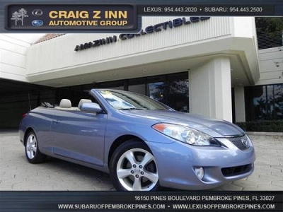Photo 2006 Toyota Camry Solara Convertible SLE
