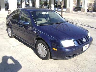 Photo 2001 Volkswagen Jetta 4D Sedan GL