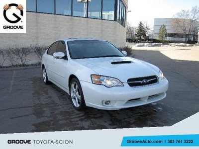 Photo 2006 SUBARU LEGACY SD SEDAN GT LTD AWD GT LTD