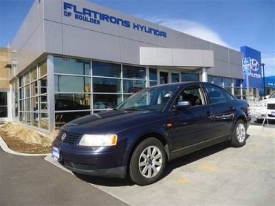 Photo 1999 Volkswagen Passat 4dr Car GLS