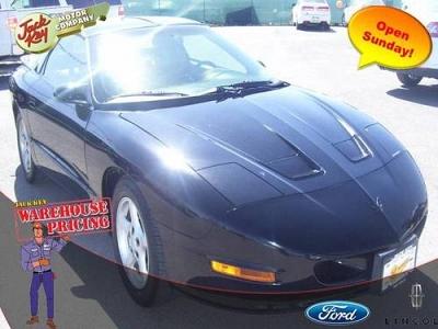 Photo 1997 Pontiac Firebird 2D Coupe Formula