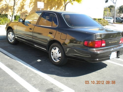 Photo 1995 Toyota CAMRY - BLACK - 174K Mi.