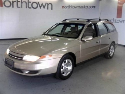 Photo 2002 Saturn L-Series LW300 Wagon 4D