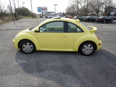 Photo 1999 Vw Beetle Desiel