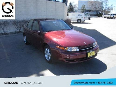 Photo 2002 SATURN L200 SD SEDAN