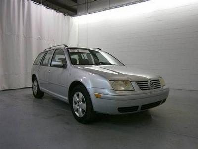 Photo 2003 Volkswagen Jetta GLS Wagon 4D