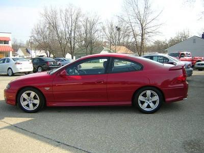 Photo 28,000 miles 2004 Pontiac GTO coupe 5.7 V8