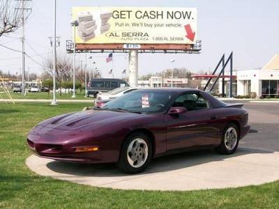 Photo 1995 Pontiac Firebird 2D Coupe Base