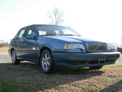 Photo 1996 Volvo 850 4dr. Sedan. One Owner.. Really Nice...