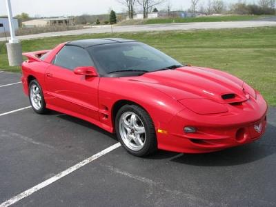 Photo 2001 Pontiac Trans Am WS6 6 speed t-tops