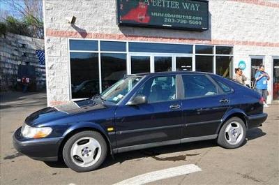 Photo 1998 Saab 900 Sedan S