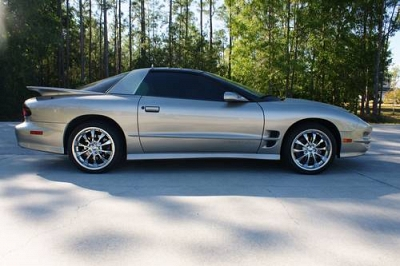 Photo 2002 Pontiac Firebird WS6 Trans Am with Ram Air
