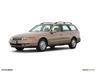 Photo 2001 Saturn L-Series Wagon LW300