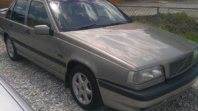 Photo 1997 VOLVO 850 silver