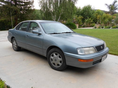Photo 1996 Toyota Avalon XL Sedan 4D V6 - Silver Spruce - Auto