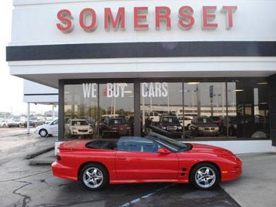 Photo 2002 Pontiac Firebird Convertible Trans Am