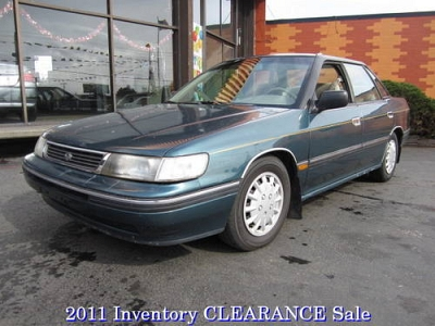 Photo 1993 Subaru Legacy 4 Dr Sedan