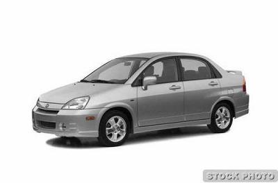Photo 2003 Suzuki Aerio Sedan S