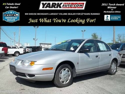 Photo 2000 Saturn S Series 4d Sedan SL1