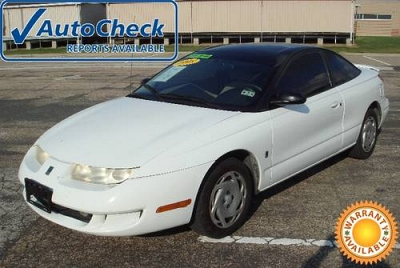 Photo 1998 Saturn SC2 - GAS SIPPER, sporty - PIONEER - In House Finance