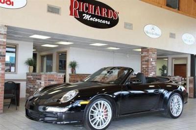 Photo Used 2008 Porsche 911 Cabriolet Carrera S for sale Boston MA