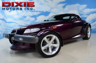 Photo 1997 Plymouth Prowler Convertible 2dr Roadster Convertible