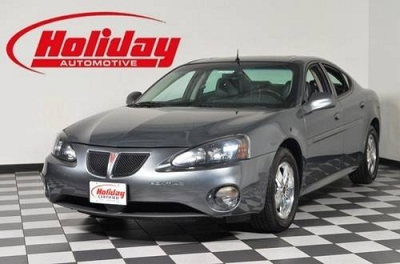 Photo 2005 Pontiac Grand Prix 4dr Car GT