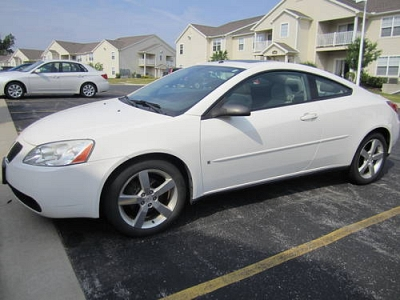 Photo 2006 Pontiac G6 Coupe - White Excellent Condition