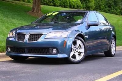 Photo 2009 Pontiac G8 Sedan GT Sedan