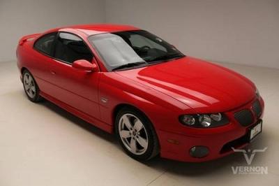 Photo 2004 Pontiac GTO Coupe Base Coupe RWD