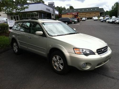 Photo 2005 Subaru Outback Station Wagon LEATHER
