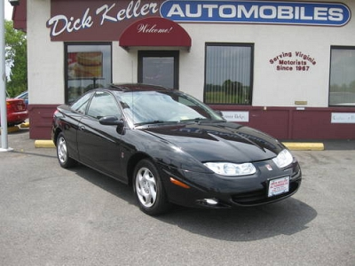 Photo 2002 Saturn SC2 - Super Sharp  - Only 80K Miles  Rear Door