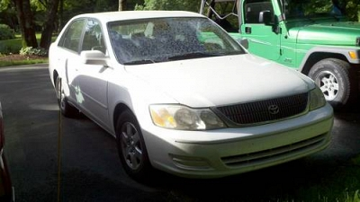 Photo MY 93 YEAR OLD DADS FLORIDA  2001 TOYOTA AVALON XL  68000 MILES