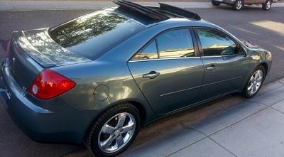 2005 Pontiac G6 Panoramic Sunroof For Sale