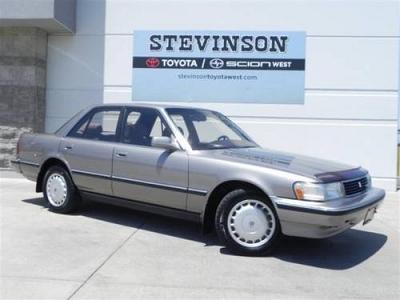 Photo 1989 Toyota CRES Sedan