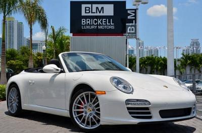 Photo 2011 Porsche 911 Convertible Carrera S
