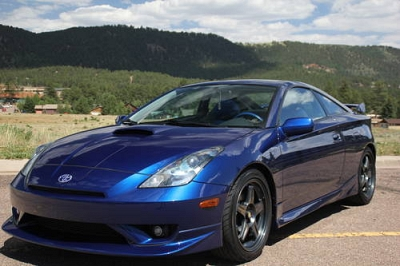 Photo 2005 Toyota Celica GTS - TRD Loaded - Blue - 56K Miles - Clean Title