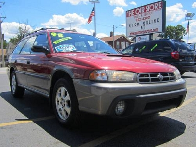 Photo 1998 Subaru Legacy Outback AWD - Clean Carfax - Only 108k