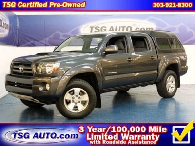 Photo 2009 Toyota Tacoma  TRD Sport 4.0L V6 4WD with SUPERCHARGER