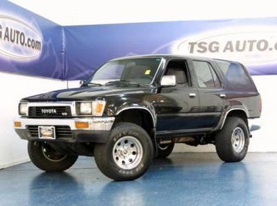 Photo 1990 Toyota 4Runner  SR5 3.0L V6 4WD