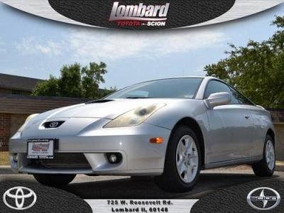 Photo 2001 Toyota Celica 2dr Car GT