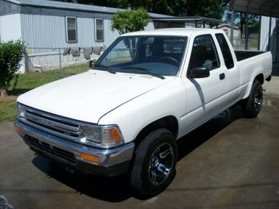 Photo 1990 Toyota PICKUP DX 2 Dr