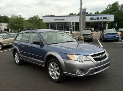 Photo 2008 Subaru Outback Station Wagon 2.5 i Leather