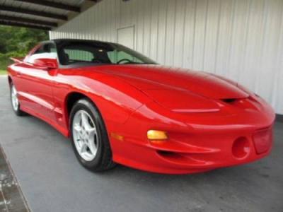 Photo 1998 Pontiac Firebird 2D Coupe Trans Am